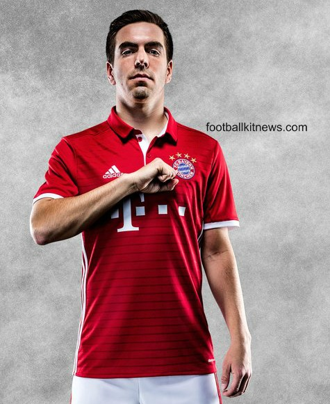 New Bayern Top 2016 17