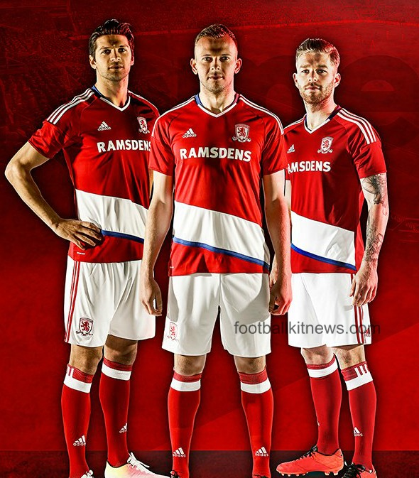 New Boro Strip 2016 17