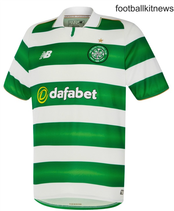 New Celtic Top 2016 17