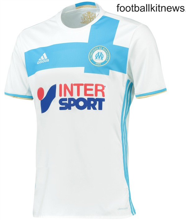 New Marseille Kit 2016 17