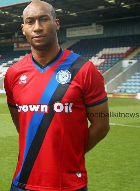 New Rochdale Kit 2016 17