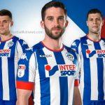 New Wigan Athletic Shirt 2016-17 | WAFC Kappa Home Kit 16-17