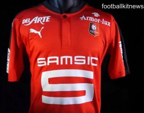 SRFC Football Shirt 2016 2017