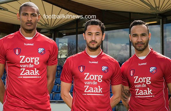 Utrecht Home Kit 16 17