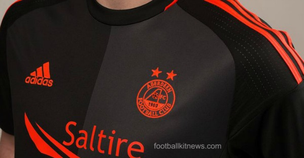 Aberdeen Away Strip 2016 2017
