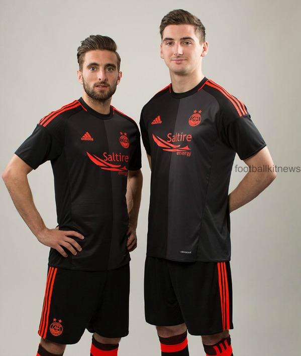 Aberdeen FC Away Shirt 16 17