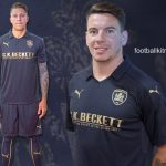 Barnsley FC New Away Kit 2016/2017 by Puma