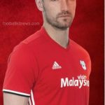 Adidas & Cardiff City reveal new red away shirt for 2016/17