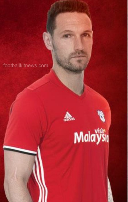 Cardiff City Away Kit 2016 17