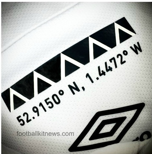 Derby County Kit Closeup