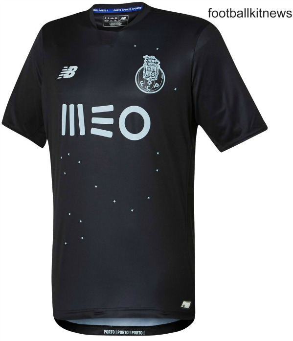 FC Porto Draco Constellation Dragon 2016 Shirt