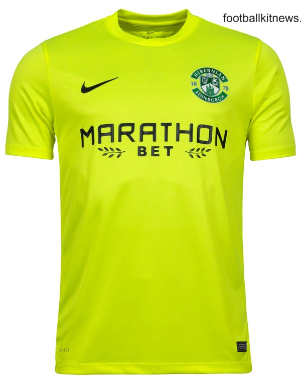 Hibs Away Top 2016 17
