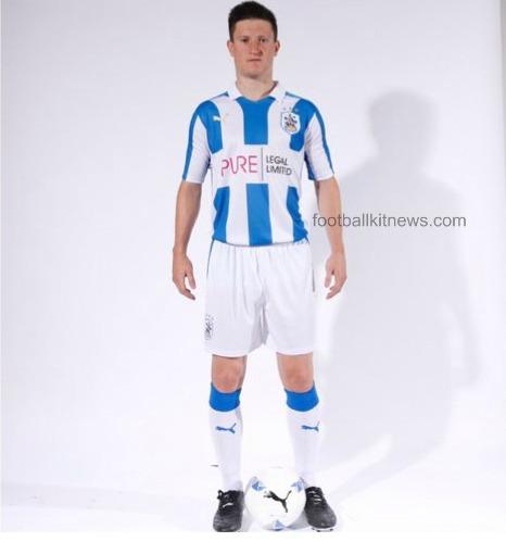 Huddersfield Town Home Shirt 2016 17