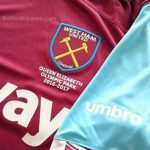 Leaked West Ham Home Kit for 2016/17