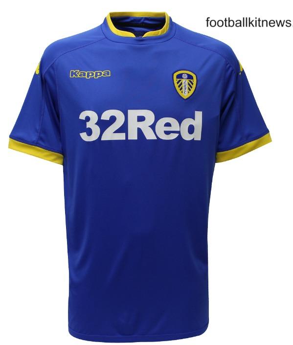 Leeds United Away Shirt 2016 2017