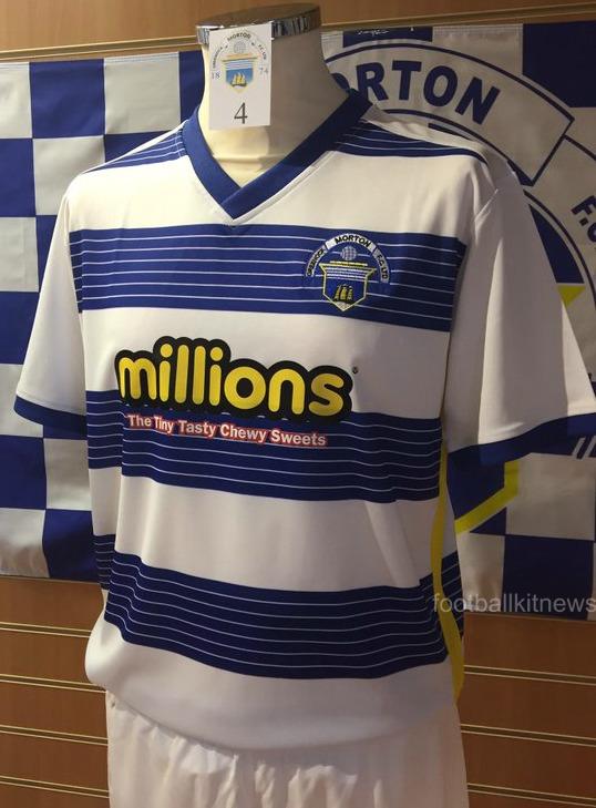 Morton New Kit 2016 17