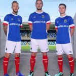 New Linfield Kit 2016-17 | Linfield FC Umbro Home Top 16-17