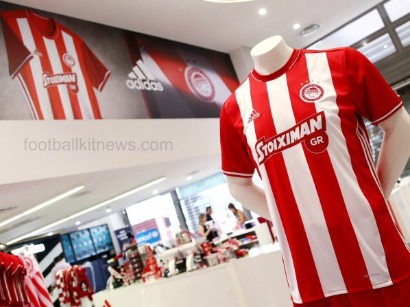 New Olympiakos Kit 2016 17