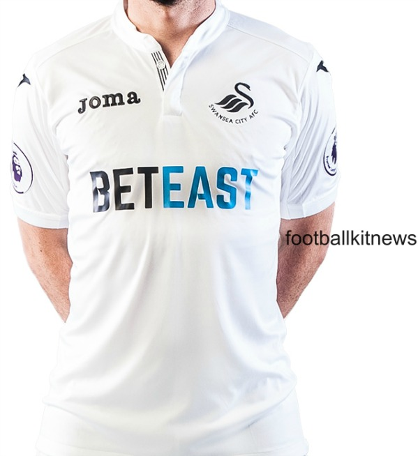 New Swansea Football Jersey 2016 17 Joma