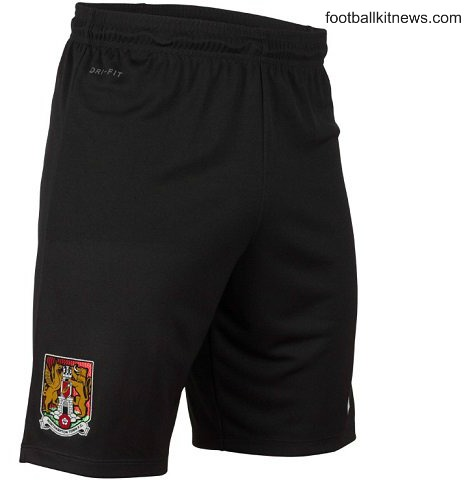 Northampton Town Away Shorts 2016 2017