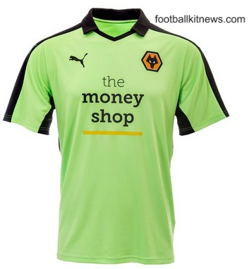 Wolves Away Shirt 2016 17