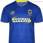New AFC Wimbledon Kits 2016/17 | Admiral Home & Away Shirts 16-17 League One