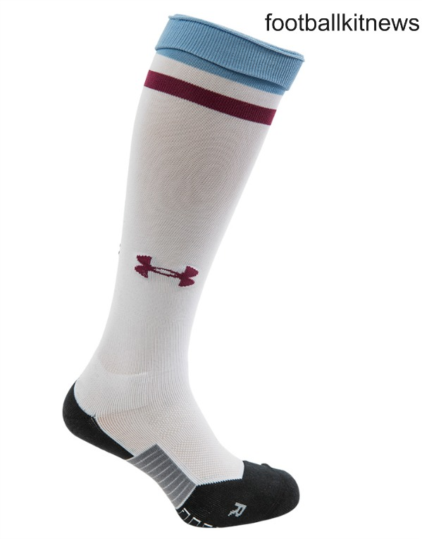 AVFC Alternate Socks 2016 17