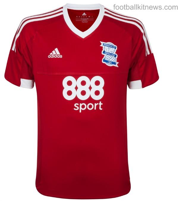 BCFC Away Shirt 2016 17 Red