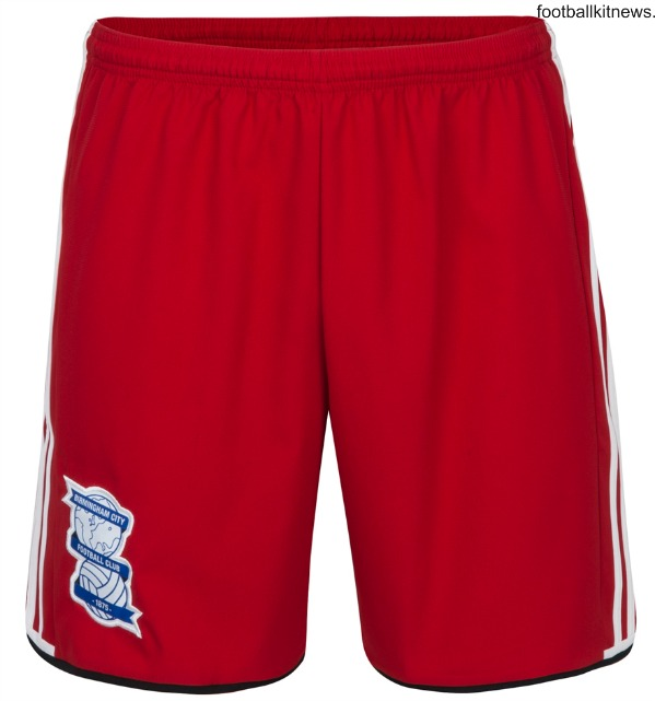 Birmingham City Away Shorts 16 17