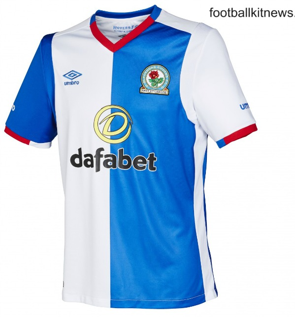Blackburn Rovers Umbro Shirt 2016 17