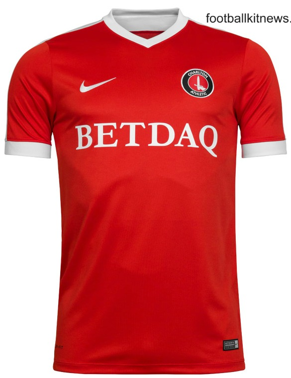 ab1288354972d New Charlton Athletic Kit 2016/17 | Nike CAFC Home Shirt 16/17 with ...