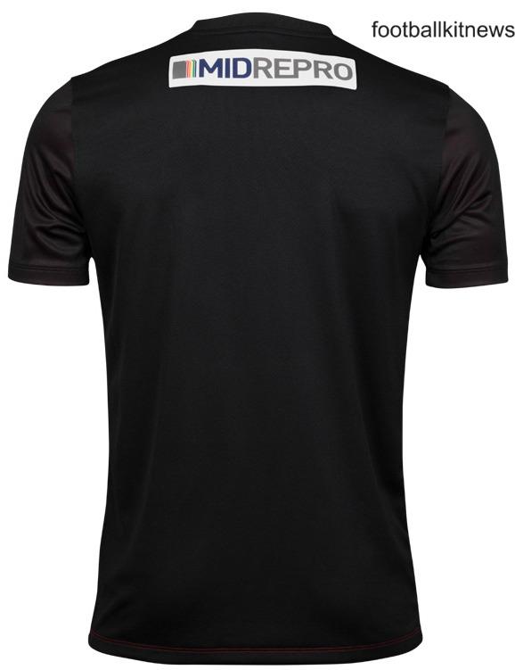 CCFC Away Kit 16 17