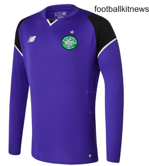 Celtic Away Goalkeeper Jersey 2016 17