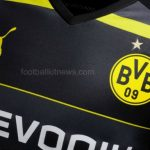 New Borussia Dortmund Away Shirt 2016-2017 | BVB Alternate Kit by Puma