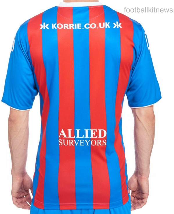 ICTFC Home Top 2016 17 Back