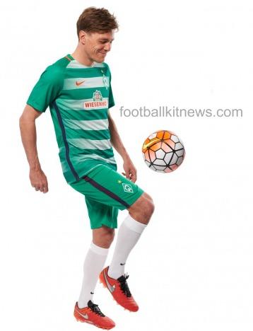 Jersey Werder Bremen 2016 17