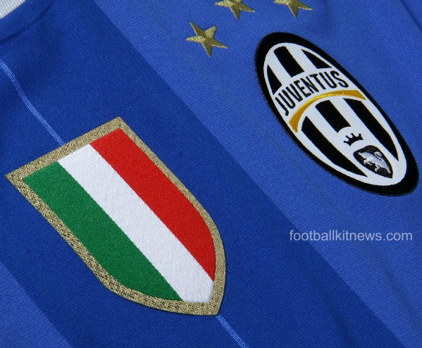 Juventus Away Shirt 16 17 Closeup