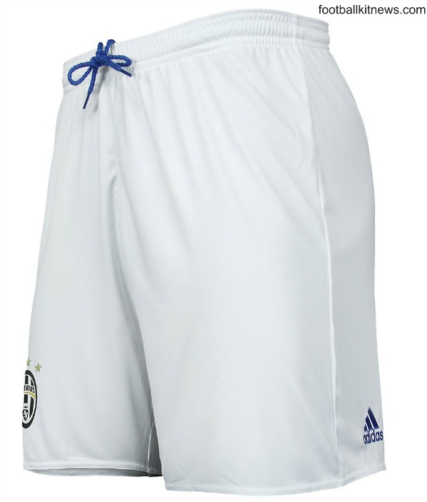 Juventus Away Shorts 16 17