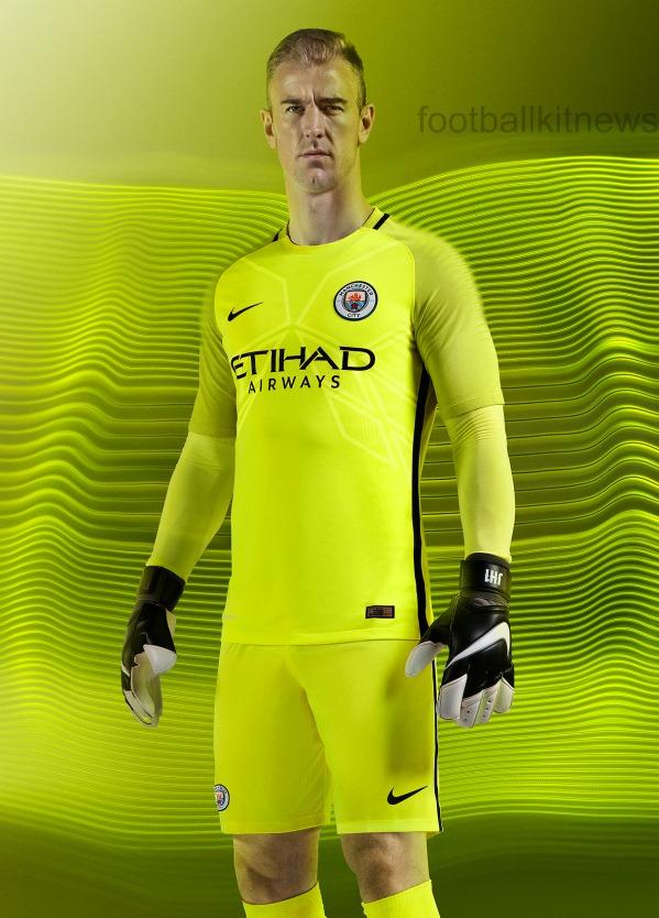 7cd2227a New Manchester City Kit 2016/17 | MCFC Nike Home Shirt 16-17 ...