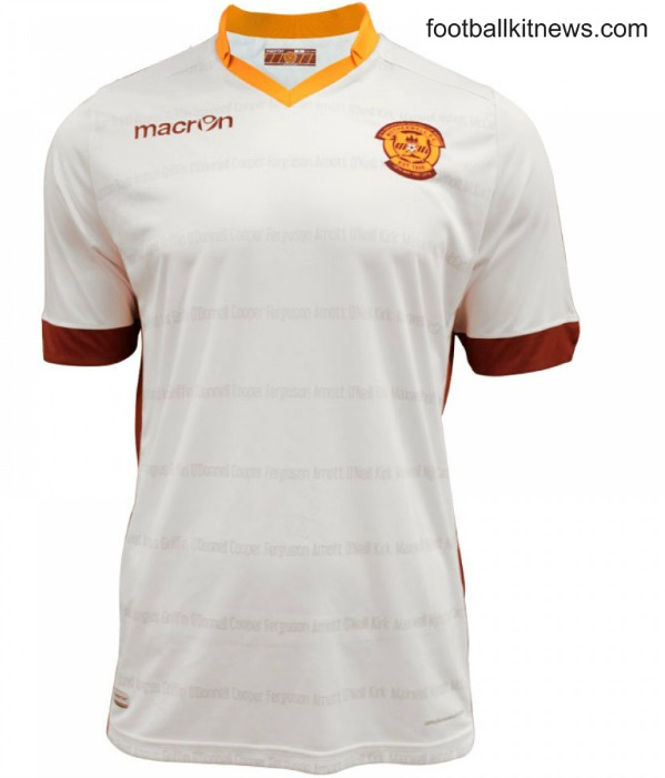 Motherwell Third Kit 2016 17