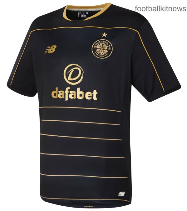 New Celtic Away Top 2016 2017