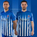 New Hartlepool United Home Kit 2016/17 | HUFC Nike Shirt 16-17