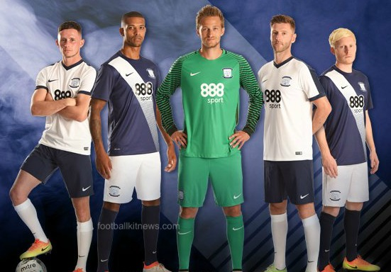 New PNE Kit 2016 17