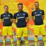 New Oxford United 2016/17 Away Kit | Starter OUFC Alternate Jersey 2016-2017