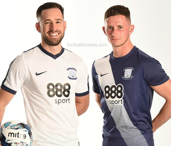 Preston North End Shirt 2016 2017