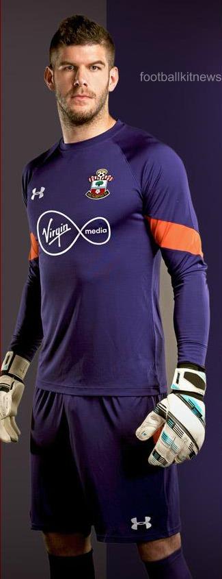 Saints Under Armour Away GK Shirt 2016