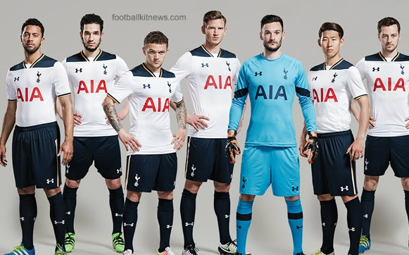 Tottenham Home Shirt 2016 17