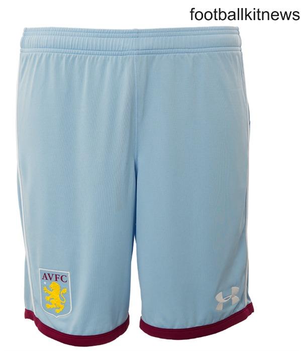 Villa Away Shorts 16 17