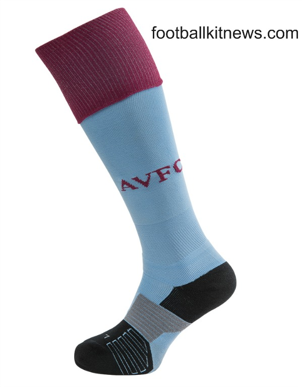 Villa Home Socks 2016 17