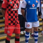 New Walsall FC Kits 2016/17 | WFC Carbrini Home & Away Shirts 16-17